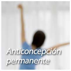 Anticoncepción permanente